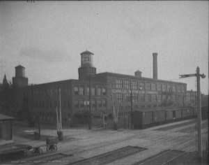 Cadillac_Assembly_Plant_Amsterdam_Street_historic_-_Detroit_Michigan
