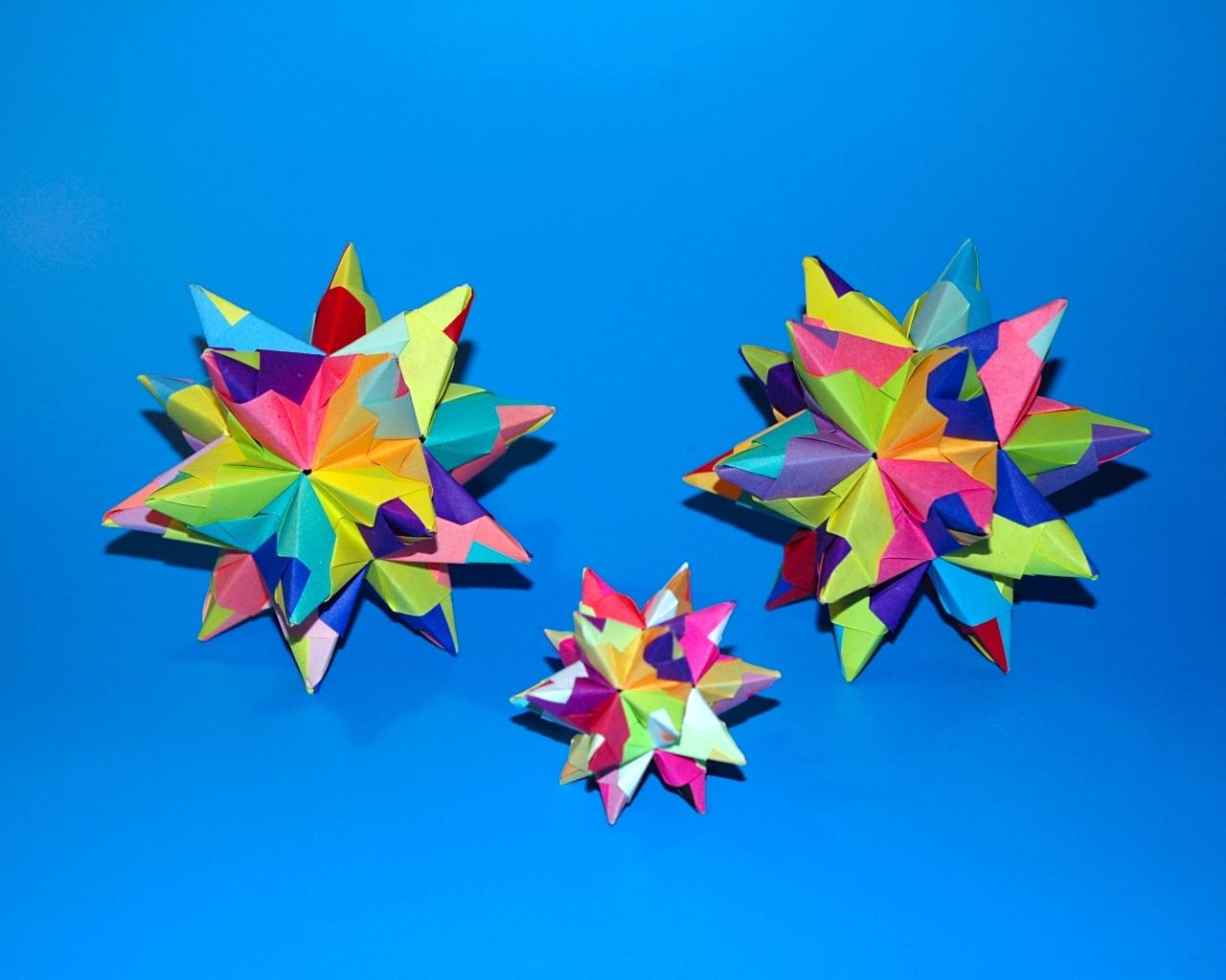 Новогодние игрушки гирлянды из бумаги своими руками