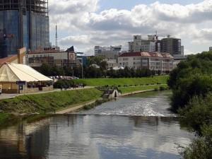 Екатеринбург набережная