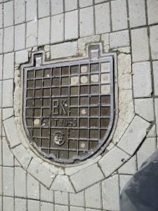 Екатеринбург Улица Вайнера канализационный люк