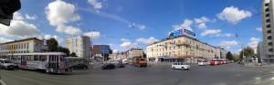 Екатеринбург Панорама автовокзал