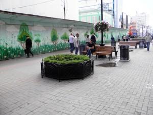 Екатеринбург красивый забор